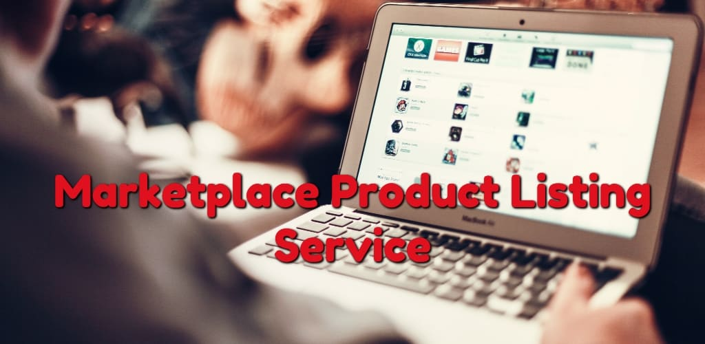 Marketplace Product Listing Service