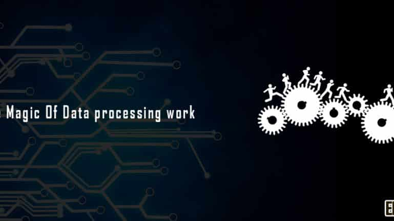 The Magic Of Online Data Processing Work