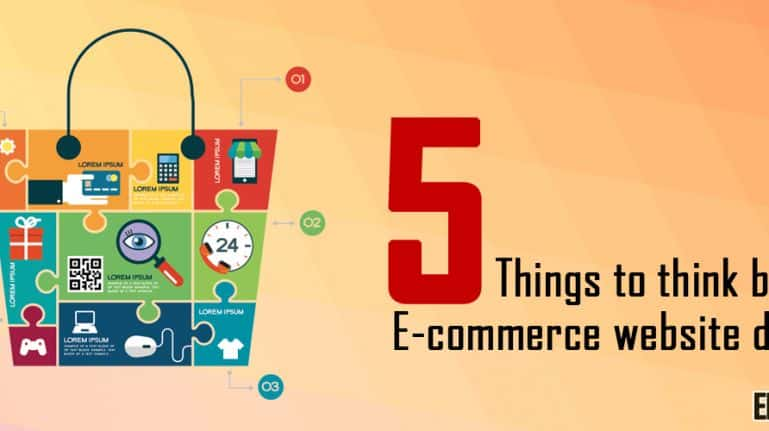 5 Things to Consider before eCommerce website design